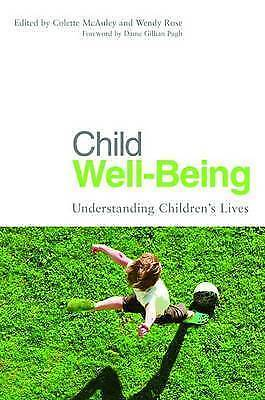 Child Well-Being: Early Years Primary Education Childcare