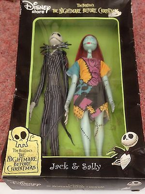 nightmare before christmas Jack And Sally In Box