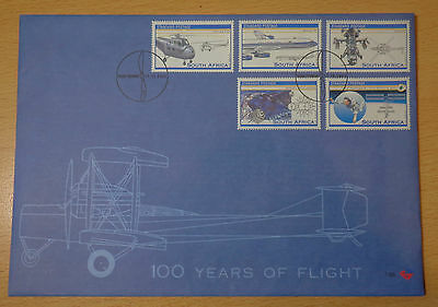 "Südafrika, Sonderbrief ""100 Years of Flight"""