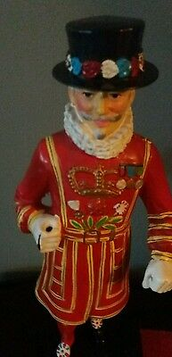 Beefeater Gin Statue Display/Stand -  Bar Guardsman