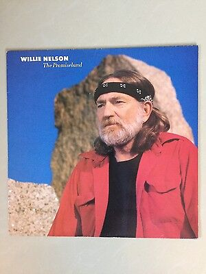 Willie Nelson - The Promiseland - Record Lp