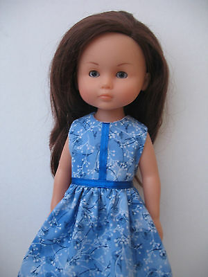 """Clothes for Corolle les Cheries,Paola Reina Handmade Outfit~13"""" Doll Dress"""