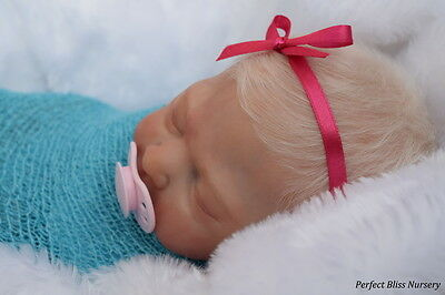*pbn* Reborn Baby Girl Sculpt Leah 0817 By Sandra White