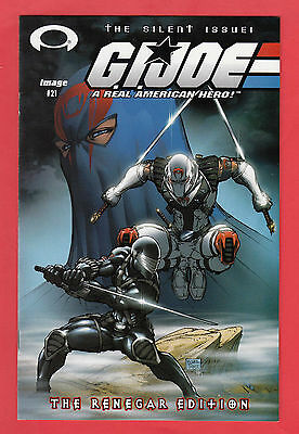 G. I. Joe #21 Renegar Edition