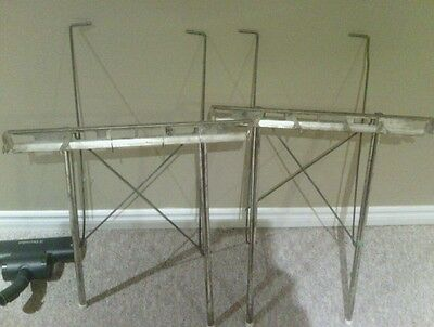 vintage rod hockey game table legs