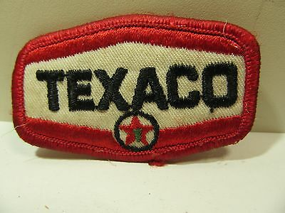Texaco Gas Station Jacket Patch Shirt Pocket Patch Vintage Cloth