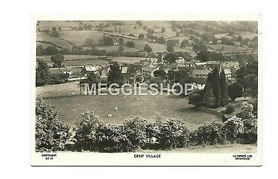 Cumberland : Cumbria : Dent Village - Old Photo Postcard By Lilywhite