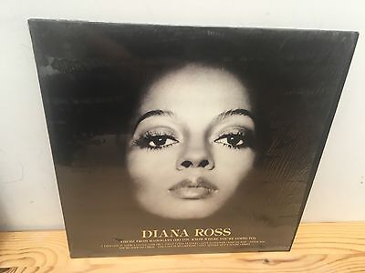 Diana Ross Lp Self Titled With Theme From Mahogony