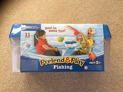 Learning Resources Pretend & Play Fishing