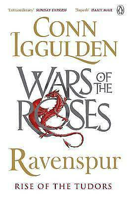 Ravenspur: Rise of the Tudors (The Wars of the Roses) by Conn Iggulden PB NEW