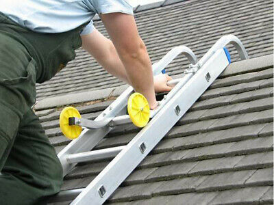 Ladder Roof Hook Roof Ridge Suit All Roof Pitches. Easy Installation.