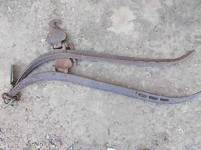 vintage horse harness , old bits , collectable horse haymes ,old horse