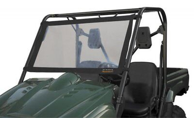 Accessories QuadGear Extreme Instant Windshield BLK Kawasaki KAF400 Mule 610