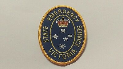 State Emergency Services Victoria Patch / Badge