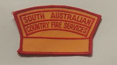 South Australian Country Fire Services Patch / Badge
