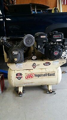 ingersoll rand gas air compressor