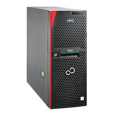 Fujitsu Tx1330 M2  Server Tower Xeon E3-V5 Quad-Core 3Ghz Ram 8Gb (Max 64Gb Ddr4