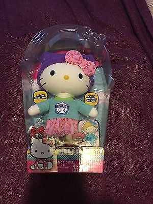 """Hello Kitty 12"""" Posable Dance Large Doll Plush New Blip Toy"""