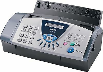 Brother FAXT104U1 Thermal Transfer Fax Machine -From the Argos Shop on ebay