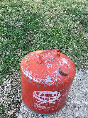5 gallon Eagle Gas Can