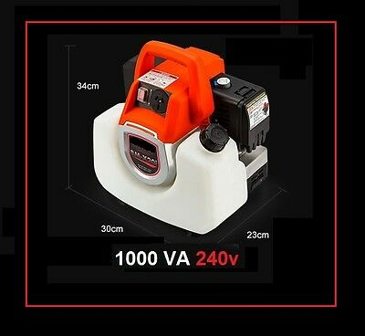 New design Inverter Generator Petrol Portable Camping Silent Pure Sine