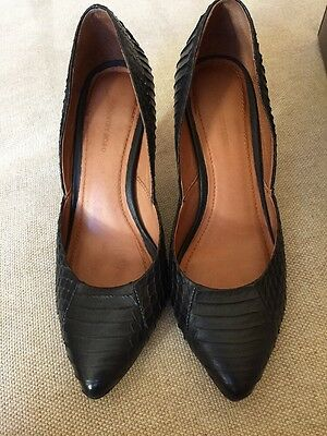Country Road Leather Shoes Size 36