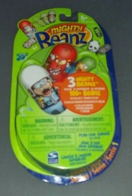 New and Sealed Spin Master Mighty Beanz Series 1 - Booster Pack