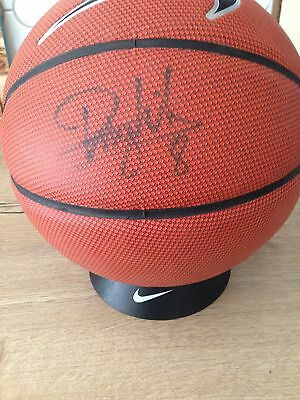 Signed Patty Mills Nike Hyper Grip Super Limited Championship Year Spurs