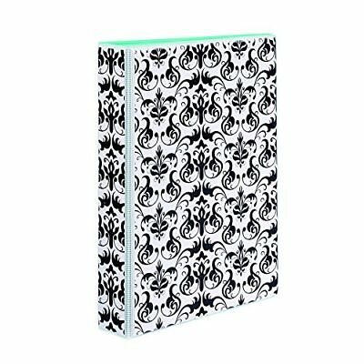 Avery 5-1/2 x 8-1/2 Inches Mini Durable Style Binder with 1-Inch Round Rings
