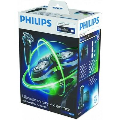 Philips RQ1250 SensoTouch 3d Wet Dry Best Cordless Shaver New ! Free Delivery !
