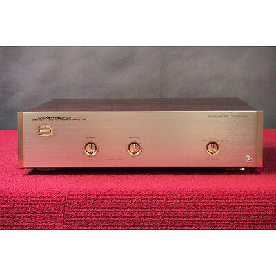 1987 LUXMAN E-06 Legendary Phono equalizer amplifier Vintage AMP Made in Japan