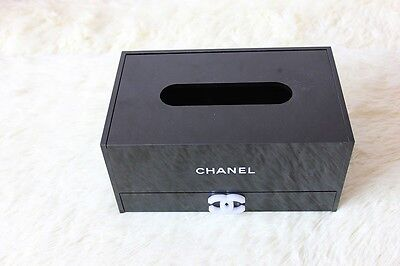 Brand New CHANEL MakeUp Multifunctional Tissue Jewellery Box Limited Edition