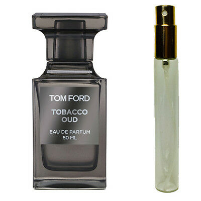 Tom Ford Tobacco Oud - 10ml glass spray sample