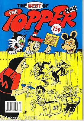 Topper The Best Of No 8 1990