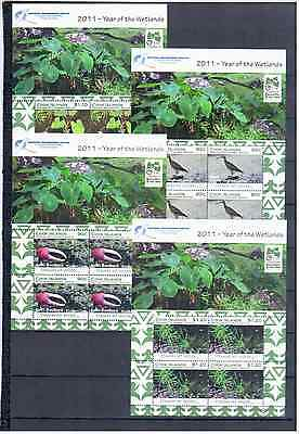 Cook Island 2011 Year Of The Wetlands    Mnh