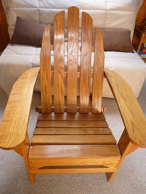 FAUTEUIL ADIRONDACK Made in USA