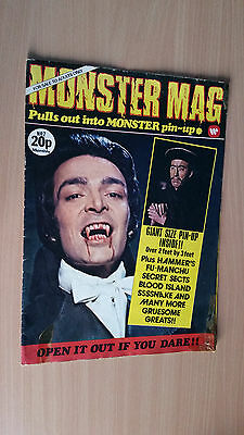 Monster Mag - Vol 1 No 7 - Original - Rare