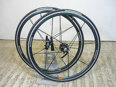 Brand New NOS Shimano Dura-Ace WH-7700 650C Road Bike Wheelset with Conti Tyres!
