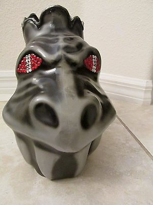 Kiss Signed - Alive Boot Paul Stanley Gene Simmons Ace Frehley Peter Criss Rare