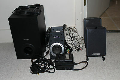 Creative Technology Inspire P580 Computer Speakers