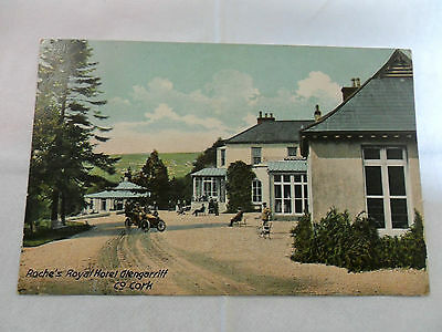 "Postcard,""roche's Royal Hotel, Glengarriff, Co. Cork."""
