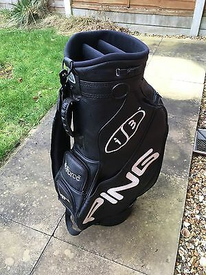 PING ISO Force i3 Tour Golf Bag