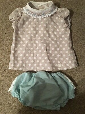 spanish romany Manolita Baby girls Pretty Set Age 18 Months Original Jam Pants