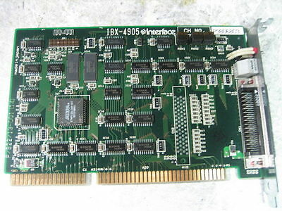 Interface Board IBX-4905 (free shipping)
