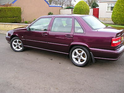 One Owner Rare1999 Volvo S70 Awd Manual. Very Low Mileage, Fsh