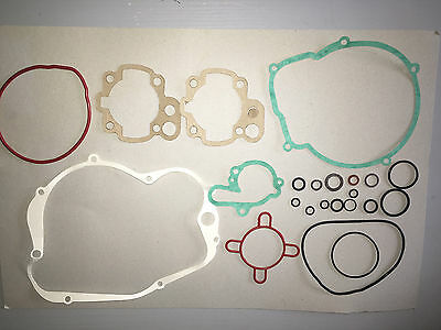 Am6 Full Engine Gasket Set With 3 Head Gaskets 2 Base Gaskets Seals As Pictured
