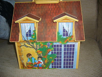 Playmobil 4145 Take Along Dolls House With Accessories and Figures
