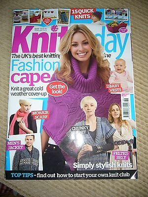 KNIT TODAY MAGAZINE Issue 69 February 2012