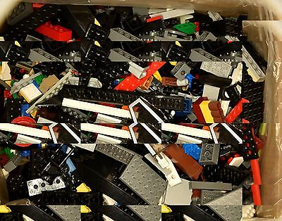 1.5kg Lego Assorted Loose with Box Lot No.15