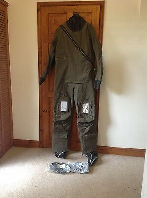 aircrew dry suit